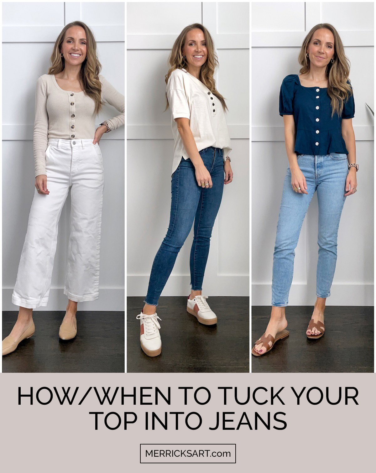 when to tuck your shirt