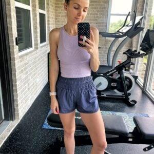 summer workout clothes
