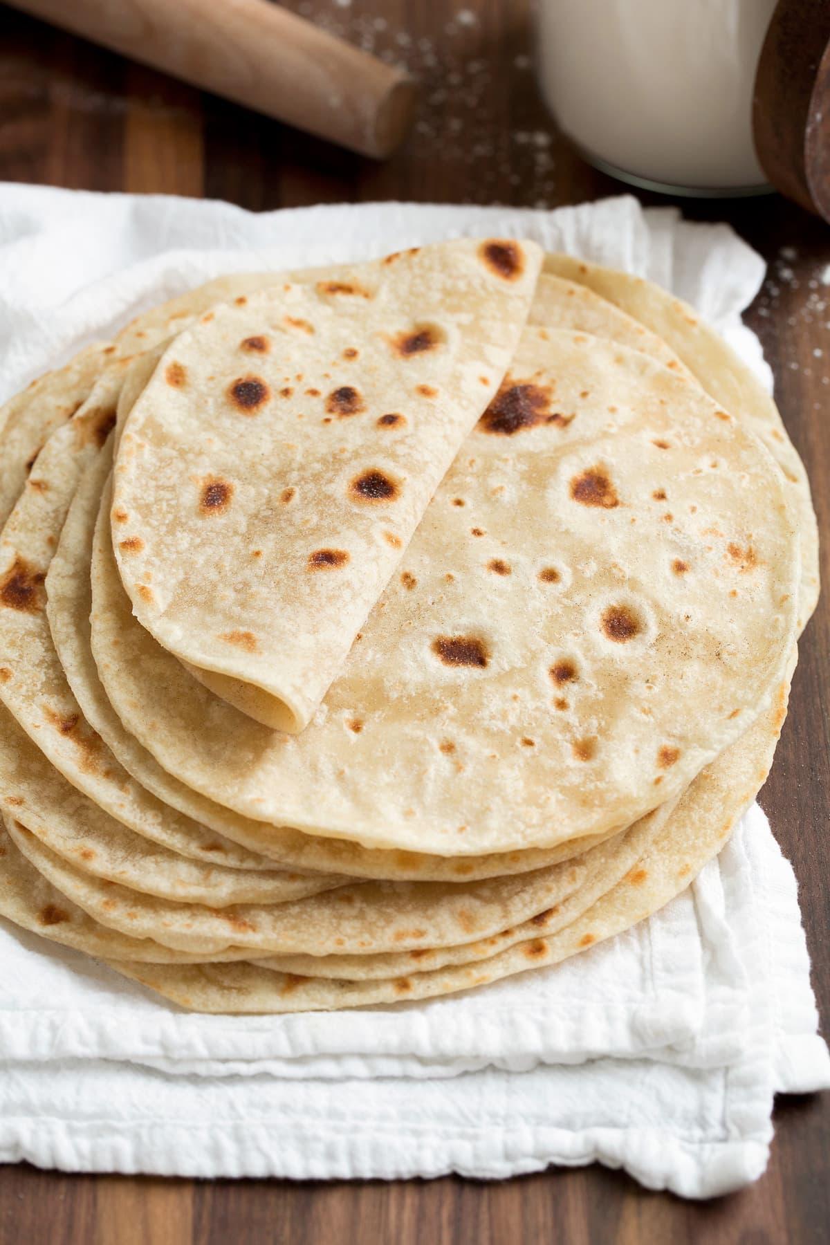 dinner ideas tortillas