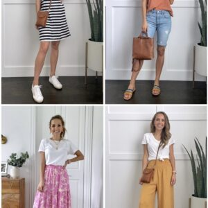 hot weather outfit ideas