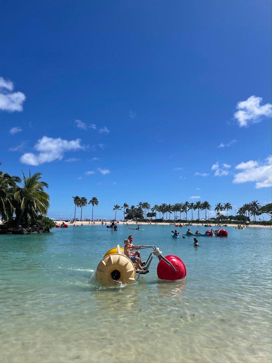 merricksart hawaii family trip
