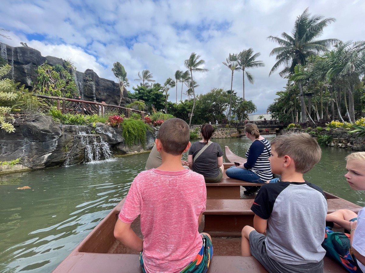 hawaii merricksart polynesian cultural center