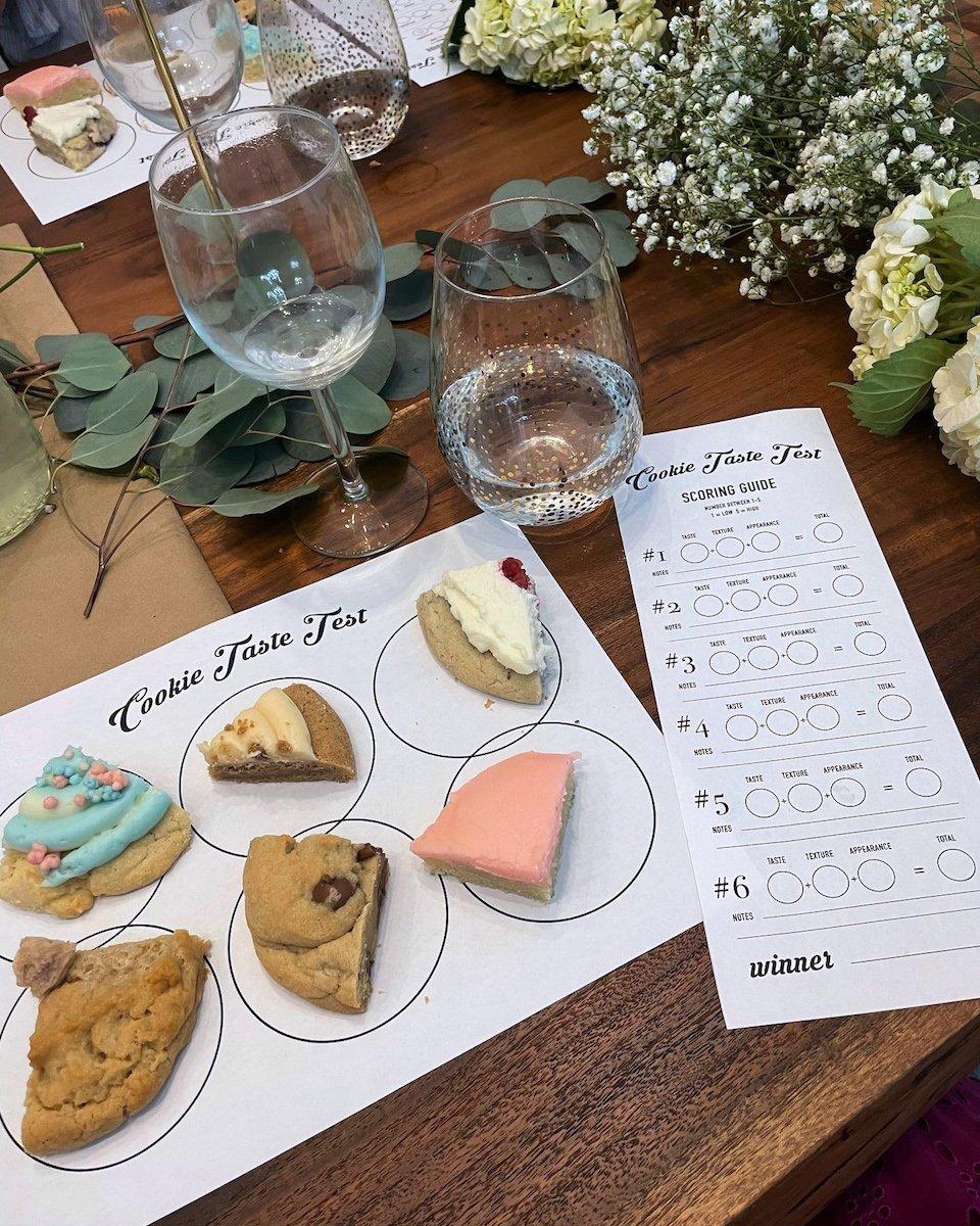 cookie taste test