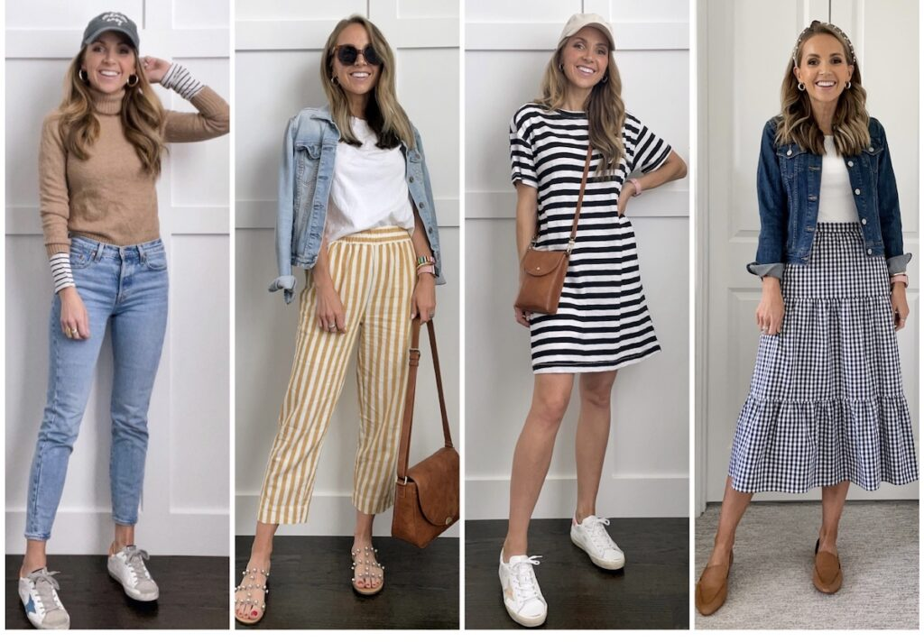 STEP by step outfits