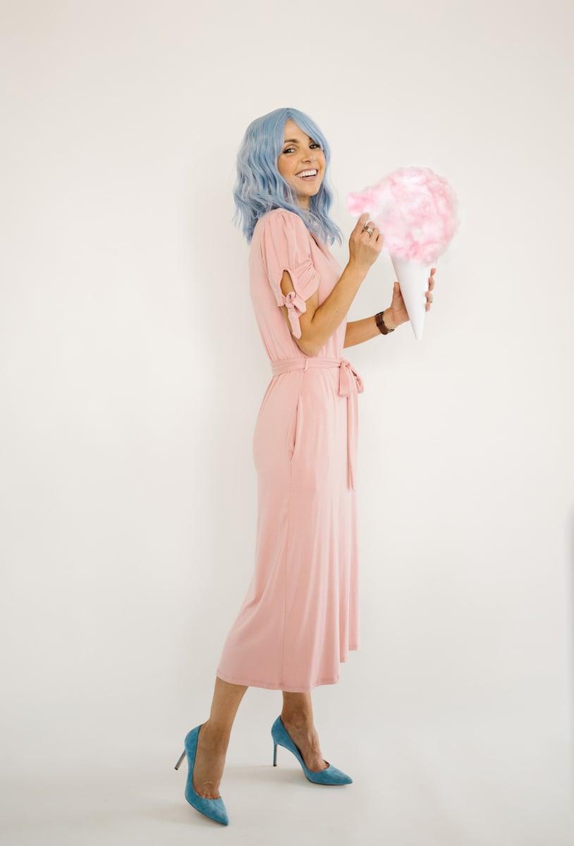 cotton candy costume women