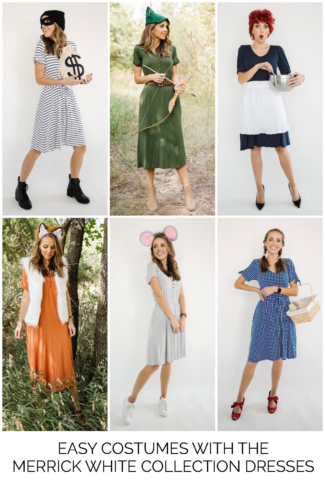 costumes with merrick white collection dresses