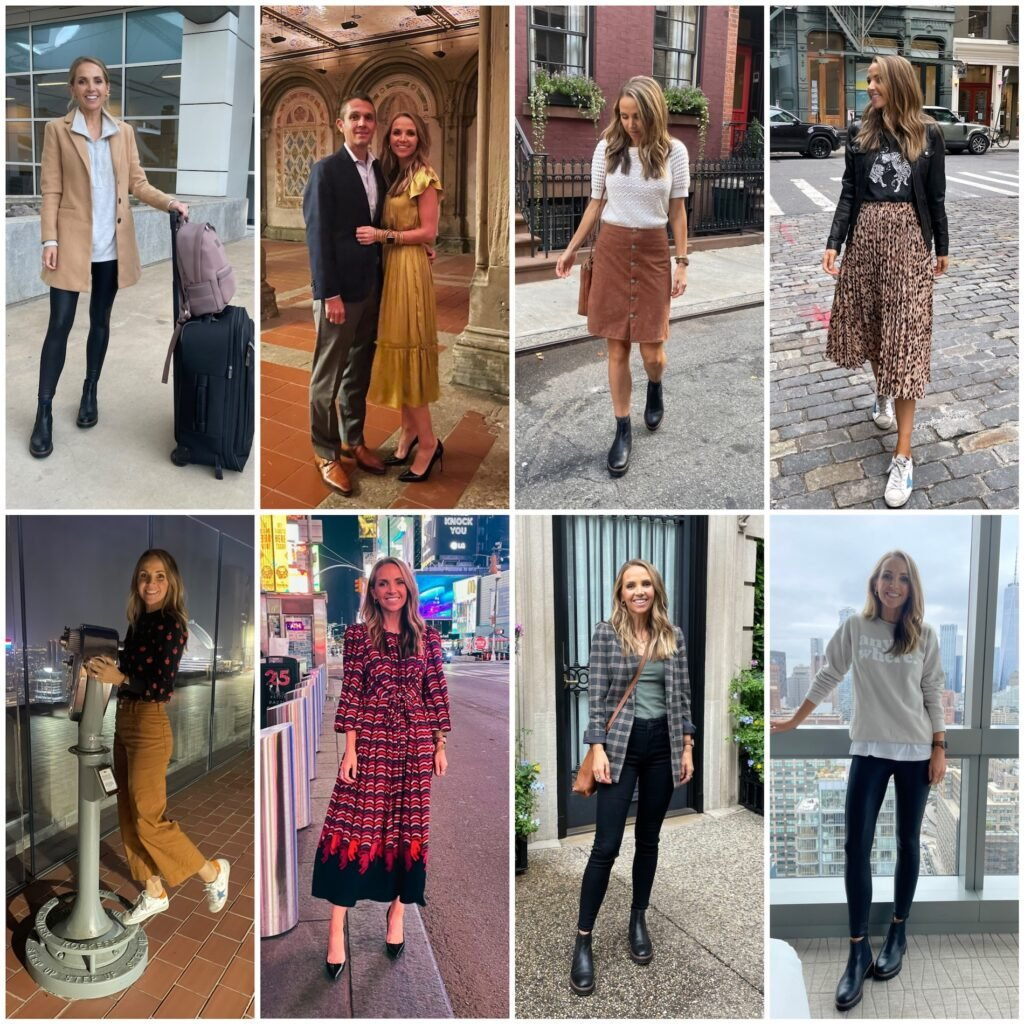 new york city outfits