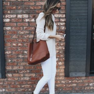 HOW TO STYLE WINTER WHITE'S
