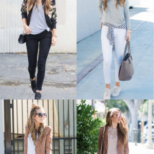 Four Pairs of Jeans You Should Have In Your Closet