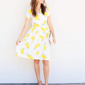 Four Dresses That Are Perfect For Easter