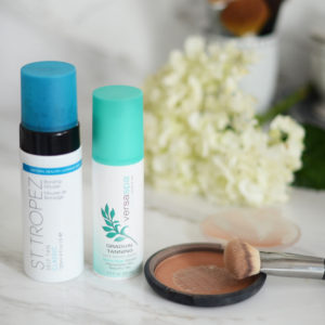 My 3 Favorite Products for a Perfect Summer Tan