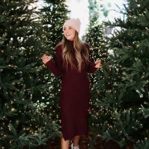 Dressed Up Dressed Down: Holiday Dress Outfits from Lulus