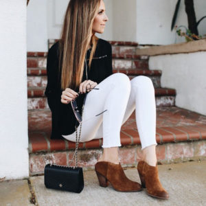 Closet Staples Part 2: How To Wear Different Styles of Jeans
