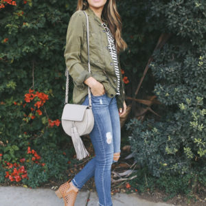 Closet Staples Series: How To Wear Different Styles Of Lightweight Jackets