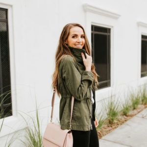 Closet Staples Series: Lightweight Jackets For Spring