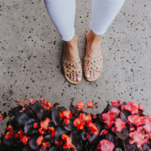 Dressed Up and Dressed Down Sandals for Spring