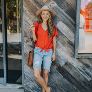3 Bermuda Shorts Outfit Ideas