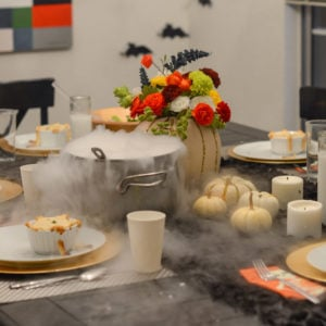 Not So Spooky Family Halloween Dinner Ideas