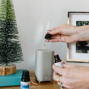 home essential oils