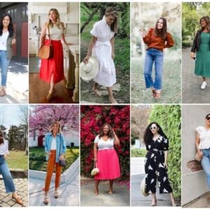 favorite bloggers with different body types
